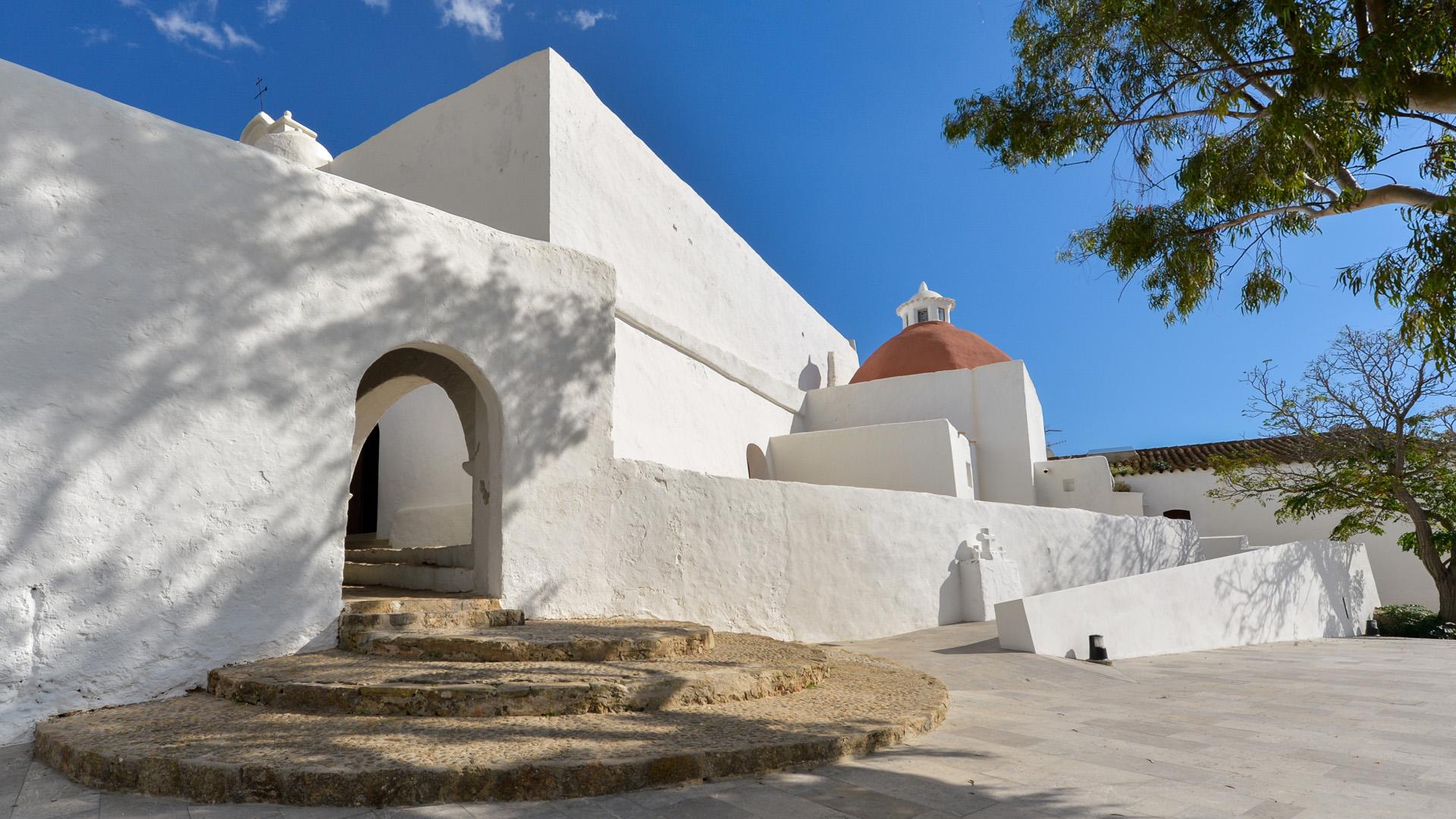 Imagen Church Santa Eulària, Puig de Missa