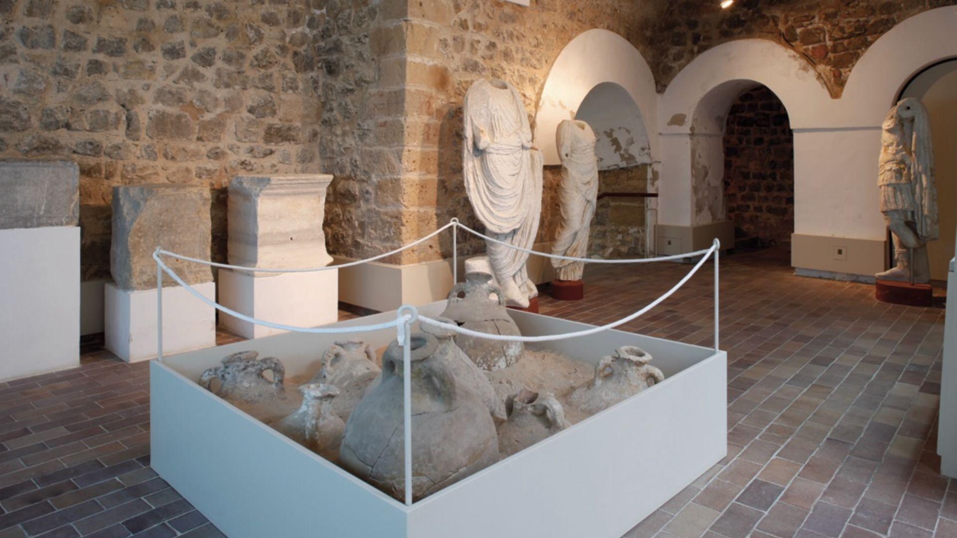 Imagen Museo MAEF. Museu Arqueològic d'Eivissa i Formentera