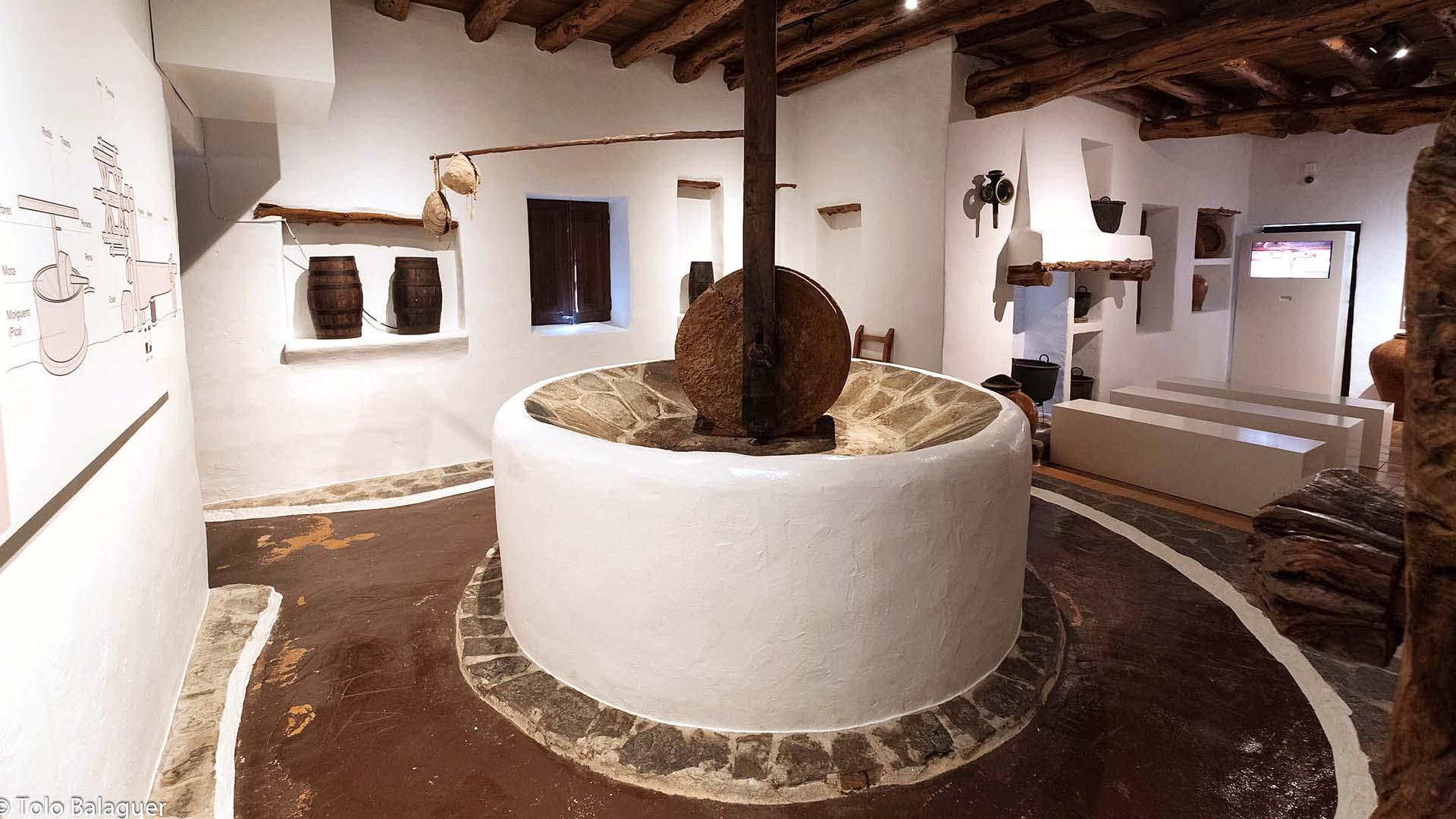 Imagen Museum Can Ros, Museu Etnogràfic d'Eivissa