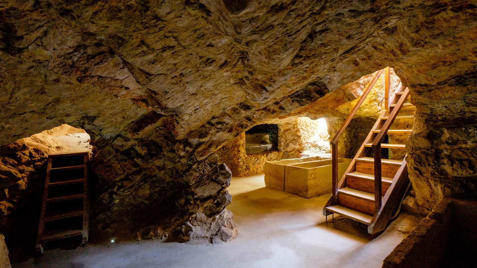 Imagen Necrópolis Puig des Molins