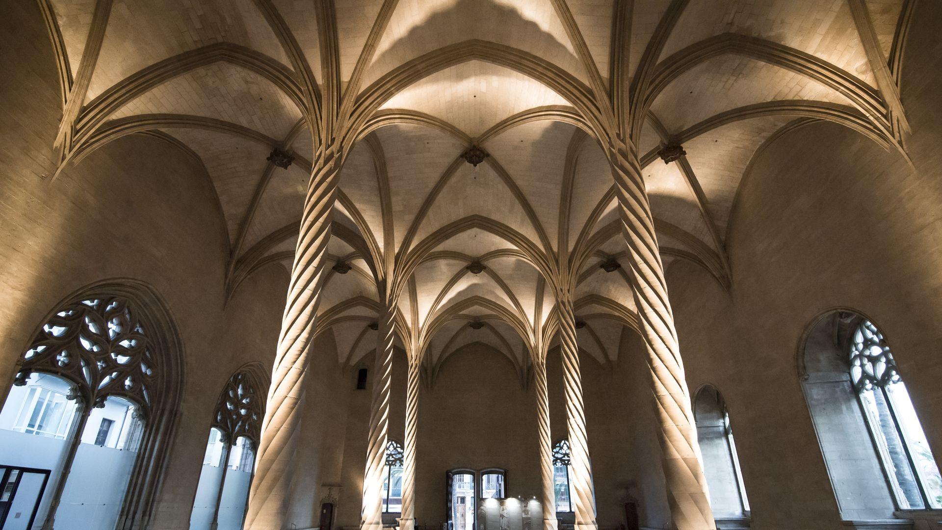 Imagen Einzigartiges Bauwerk La Llotja