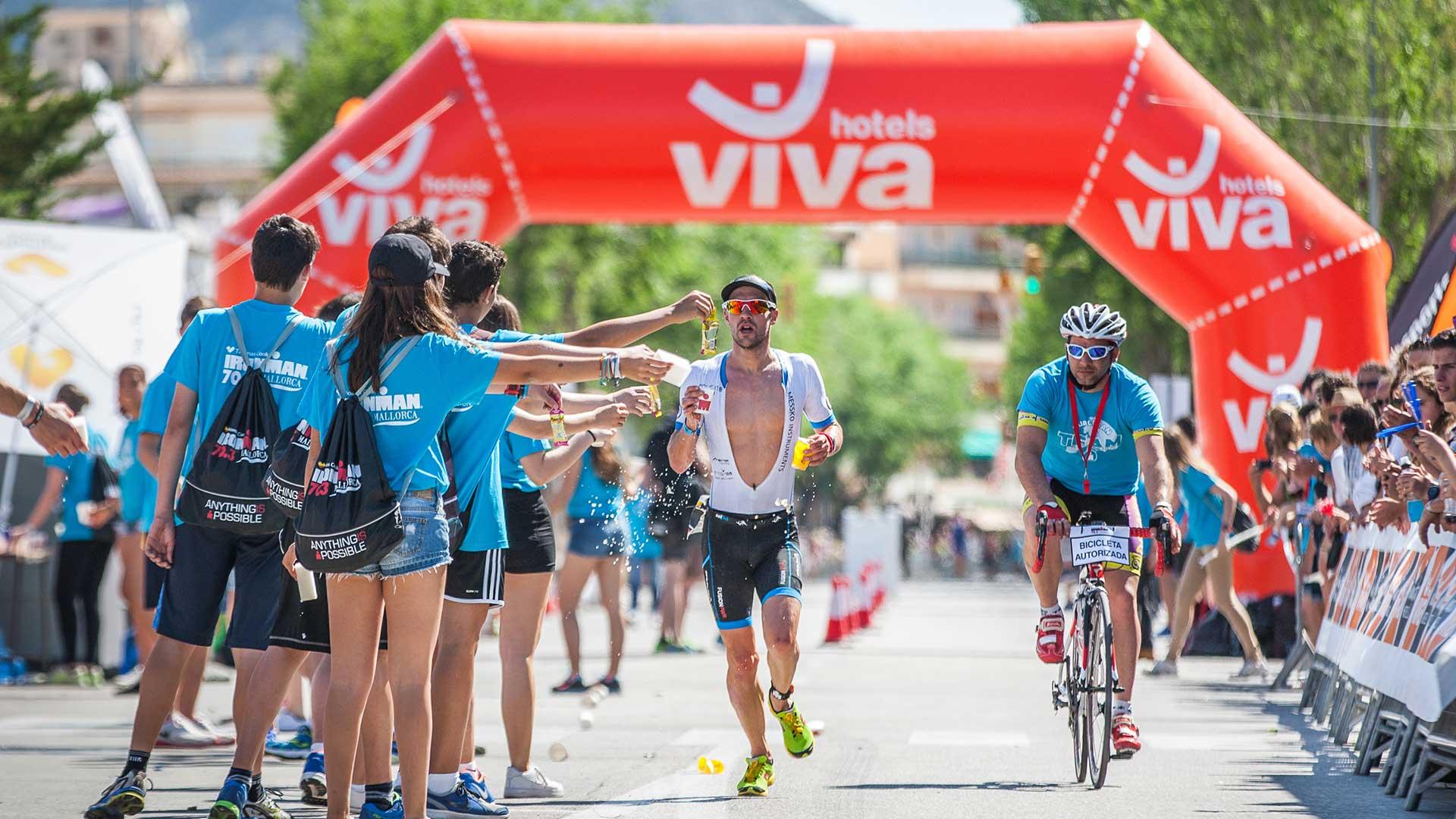 Imagen Evento Nirvana IronMan 70.3 Mallorca