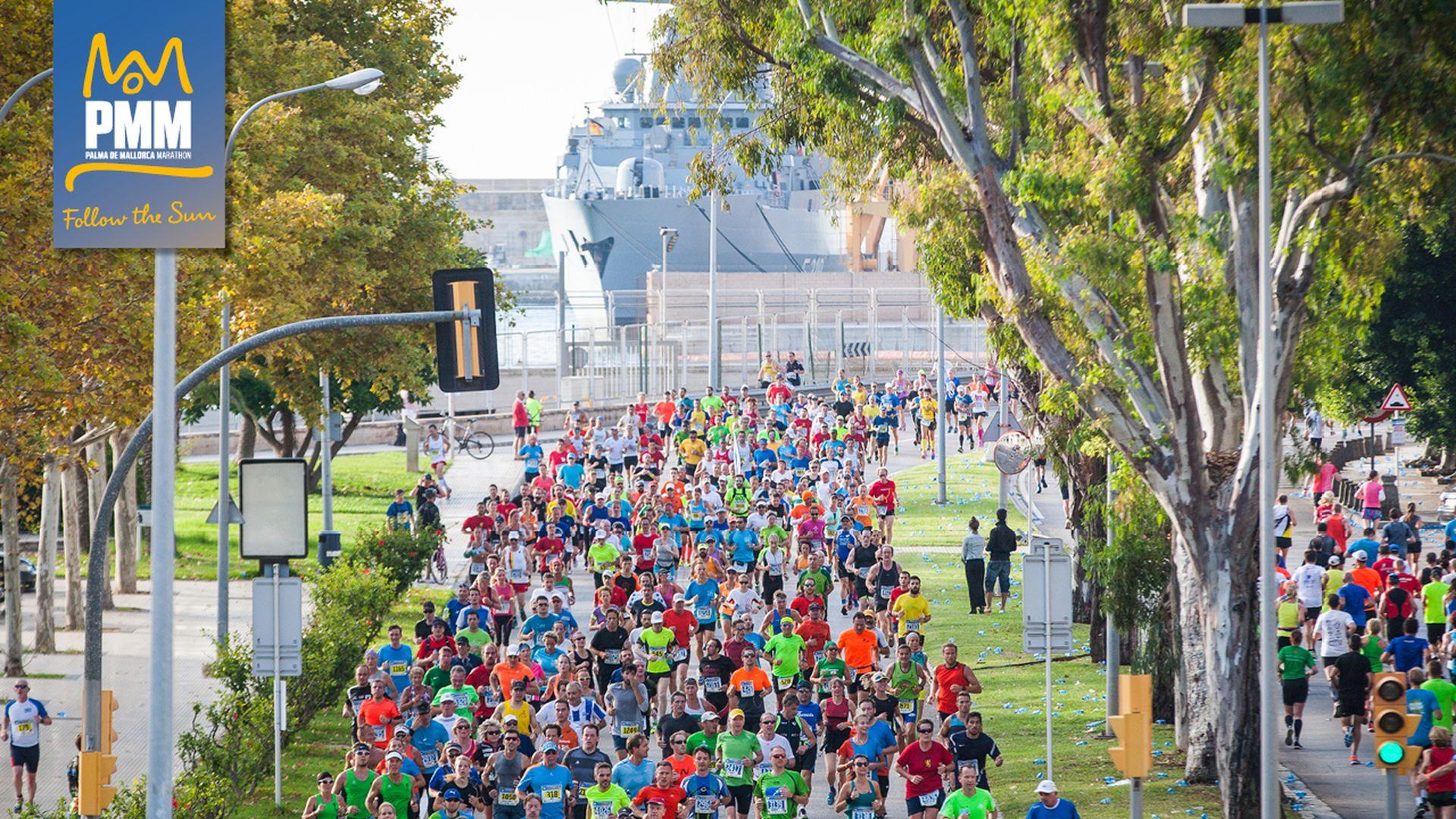 Imagen Evento Palma de Mallorca Maratón