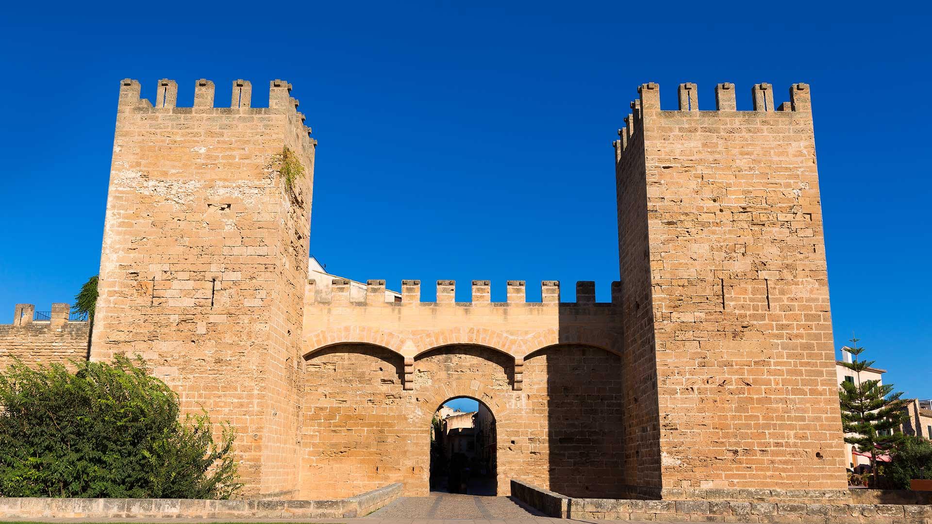 Imagen Murallas Muralles d'Alcúdia