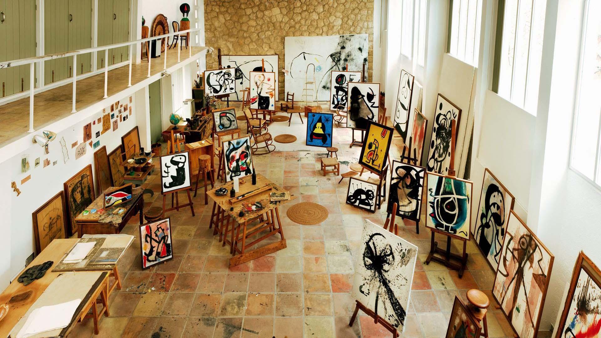 Imagen Foundation Miró Mallorca Fundació