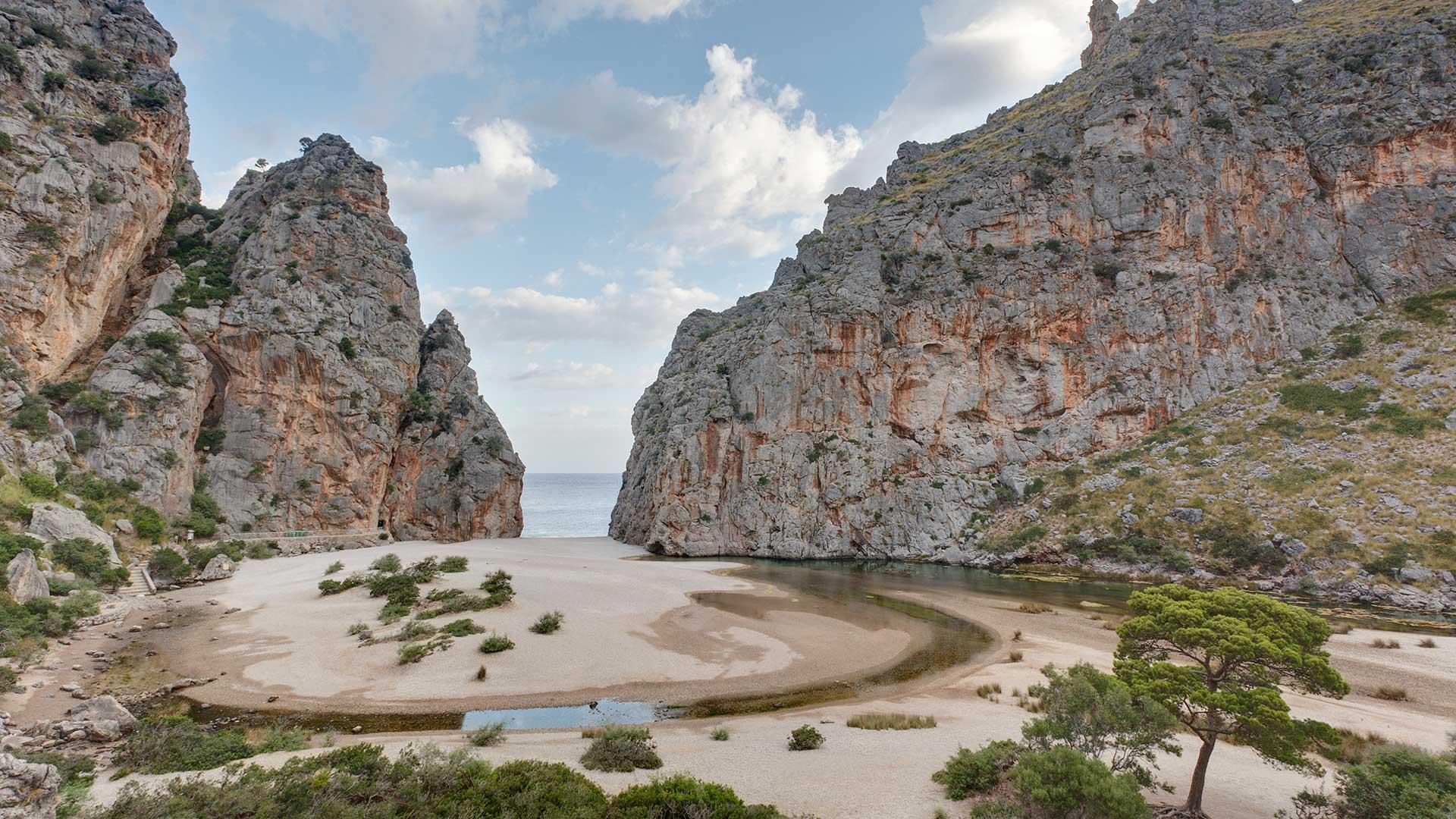 Imagen Monument natural Torrent de Pareis