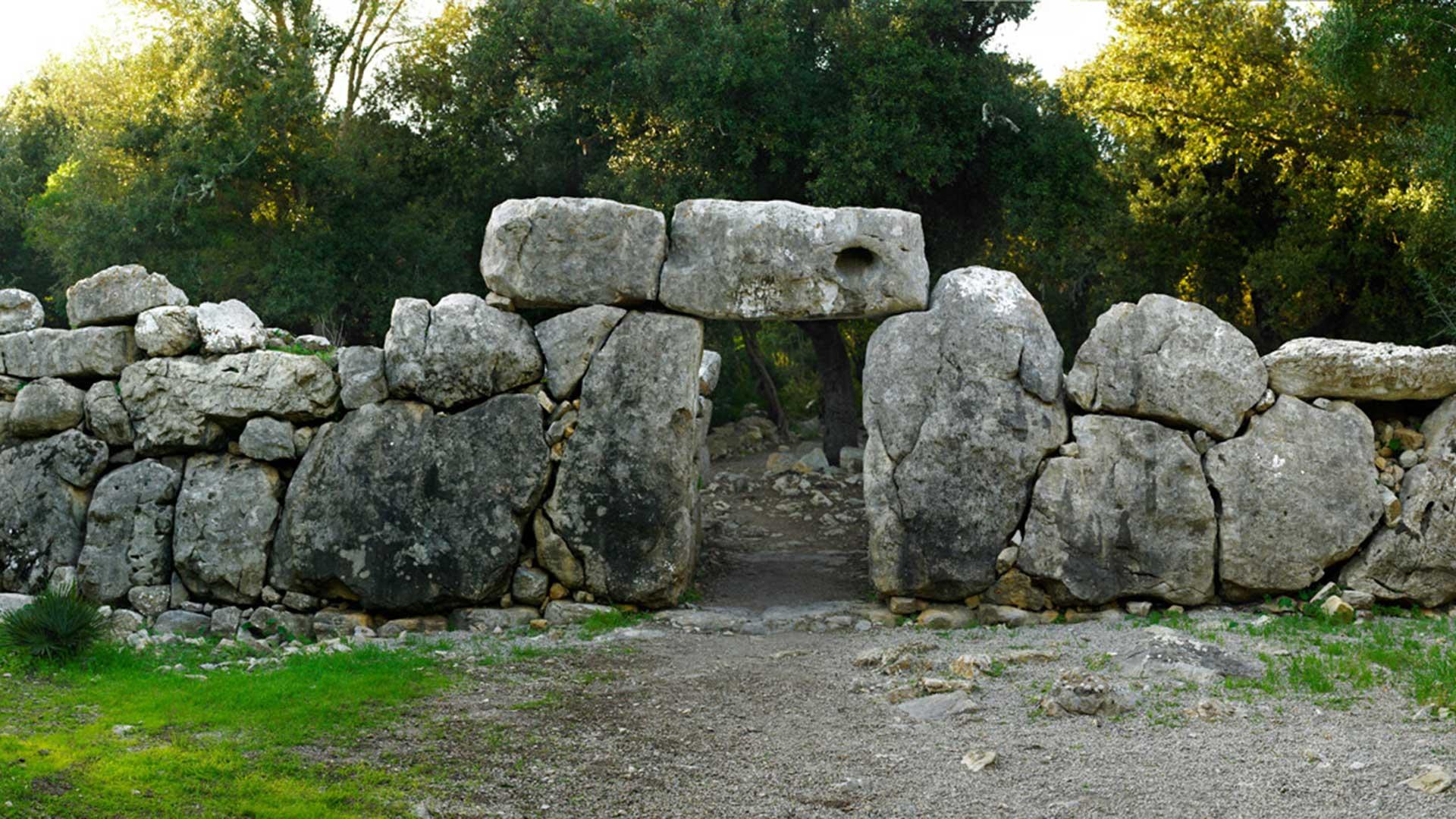Imagen Jaciment arqueològic Poblat talaiòtic de ses Païsses
