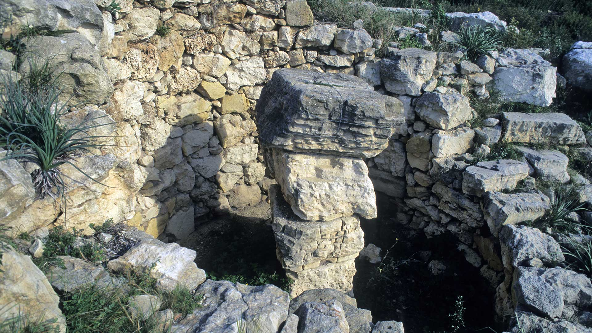 Jaciment arqueològic Son Fornés