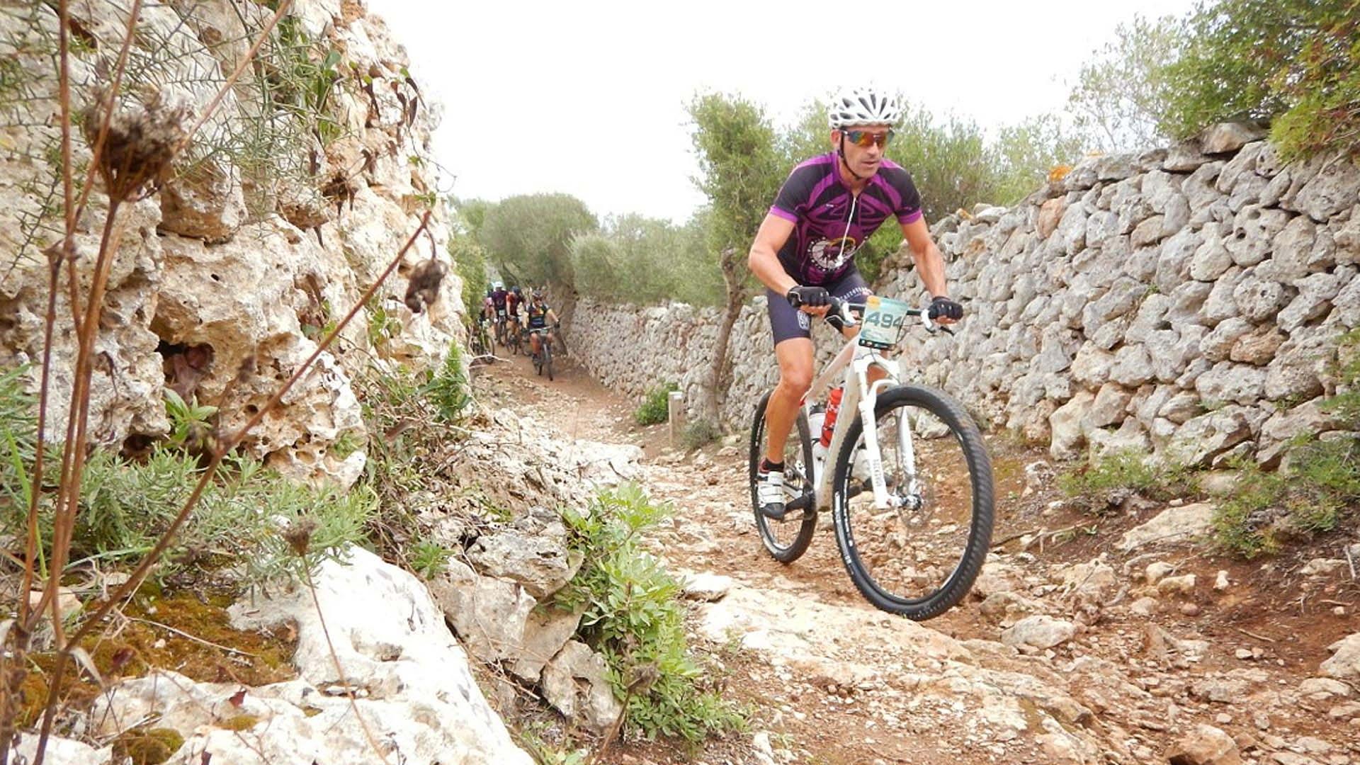 Imagen Esdeveniment Volta a Menorca BTT