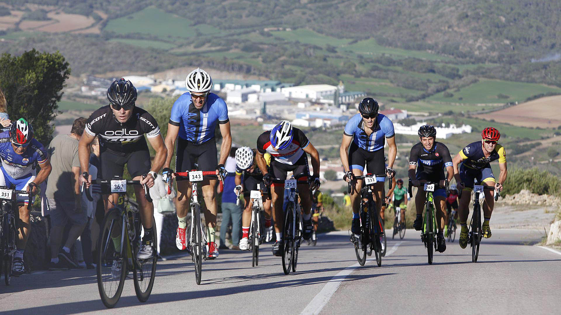 Imagen Esdeveniment Vuelta Cicloturista Internacional Menorca