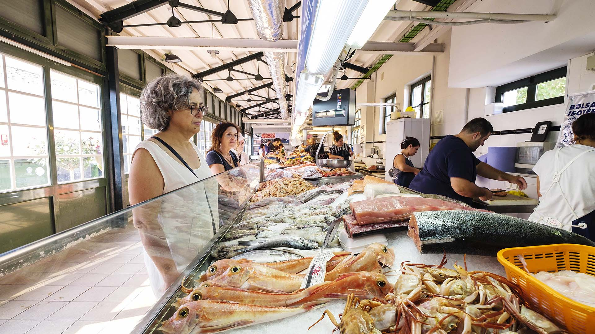 Imagen Mercado gastronómico Mercat de Peix de Maó