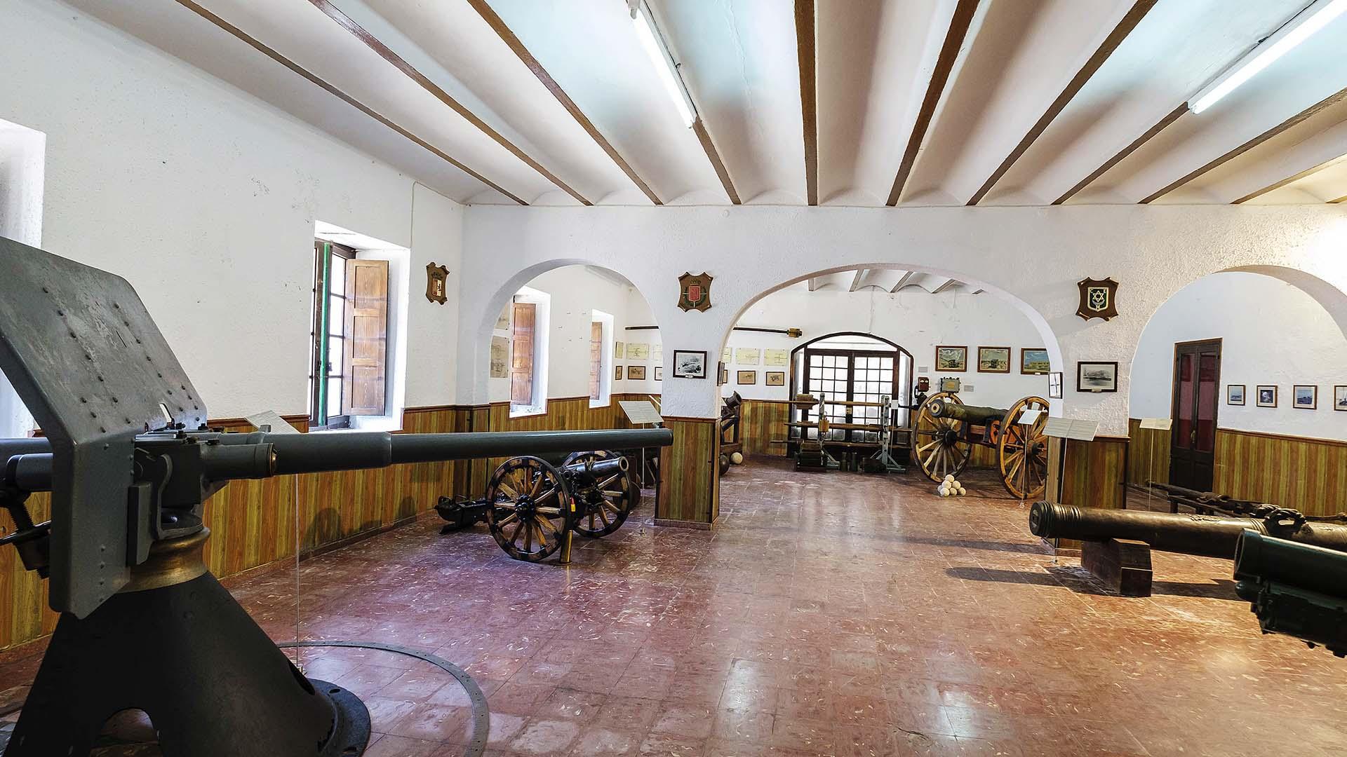 Imagen Museo Militar de Menorca