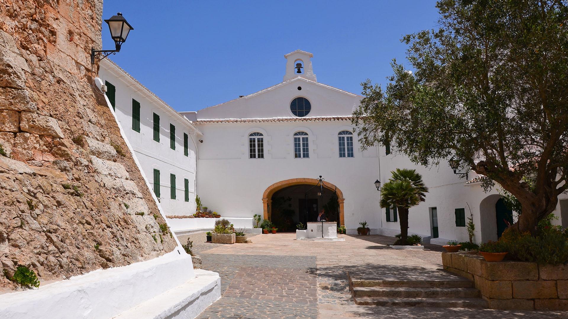 Imagen Santuario Monte Toro